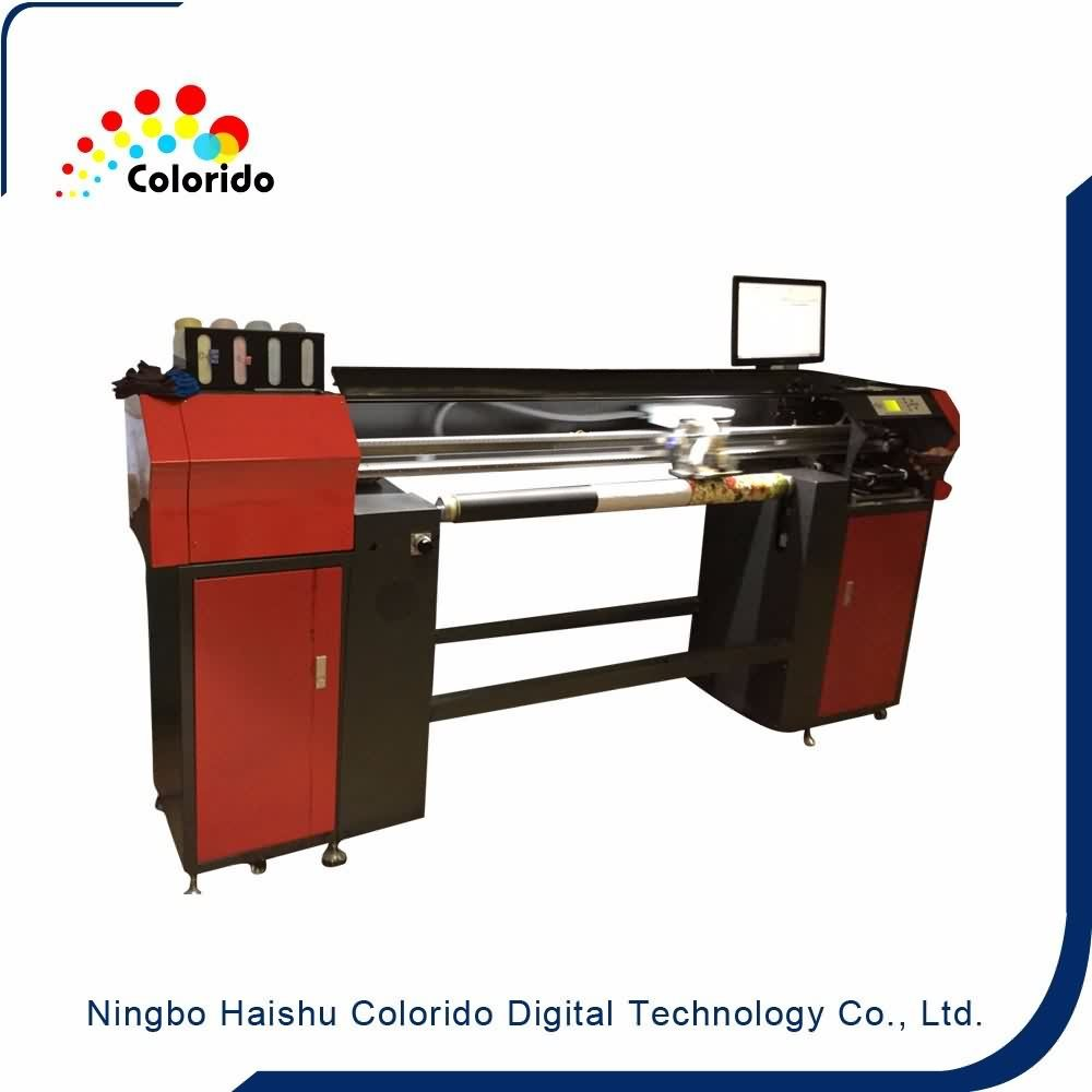Big Discount Multifunctional roller Digital Textile Printer Export to Houston
