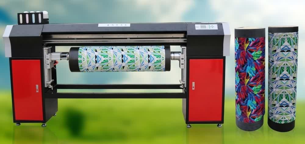 Factory making Multifunctional Socks/Bra Digital Textile Printer to Portugal Factories