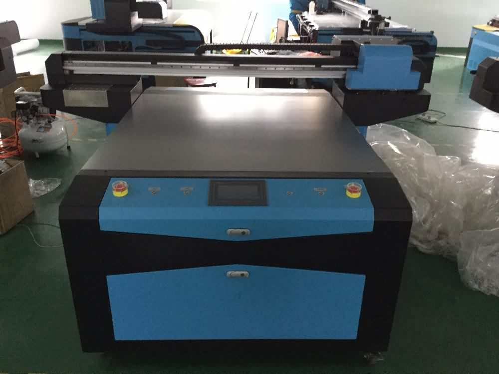 Bottom price for NEW CONDITION 1300*1300mm UV FLATBED PRINTER for Brunei Factory