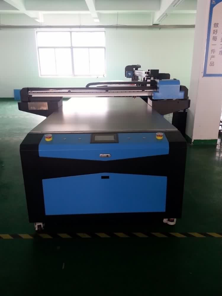 25 Years Factory New condition Large UV1325 FLATBED PRINTER to Barcelona Manufacturer