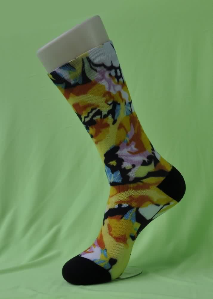22 Years Factory New condition Personalized designs socks textile printer machine to Portugal Manufacturers