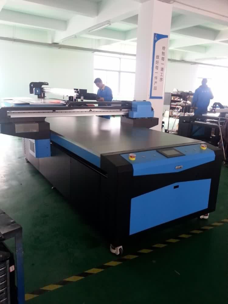 New design CO-UV1325 UV LED FLATBED PRINTER for Wood/Acrylic/Metal/Glass printing