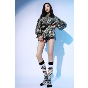 holesale Price High Quality Custom Women Sports Tube Socks