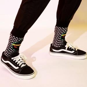 Wholesale Fashion Women And Men Socks Compression, Gift Sock