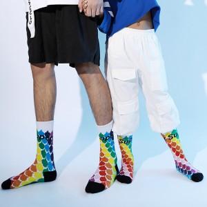 Wholesale Custom Crew Socks Soccer, Socks Custom Cotton