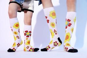Knee High Mens Fancy Socks Funny, Socks Man Ankle