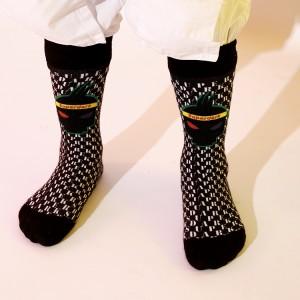 Custom Gift Fashion Funny Women Casual Socks, Thermal Socks For Women