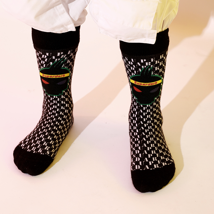 Custom Gift Fashion Funny Women Casual Socks, Thermal Socks For Women Featured Image