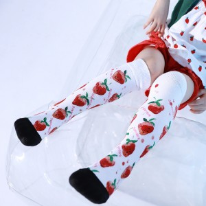 Autumn Long Cozy Women Socks Cute Cotton, Long Socks For Women