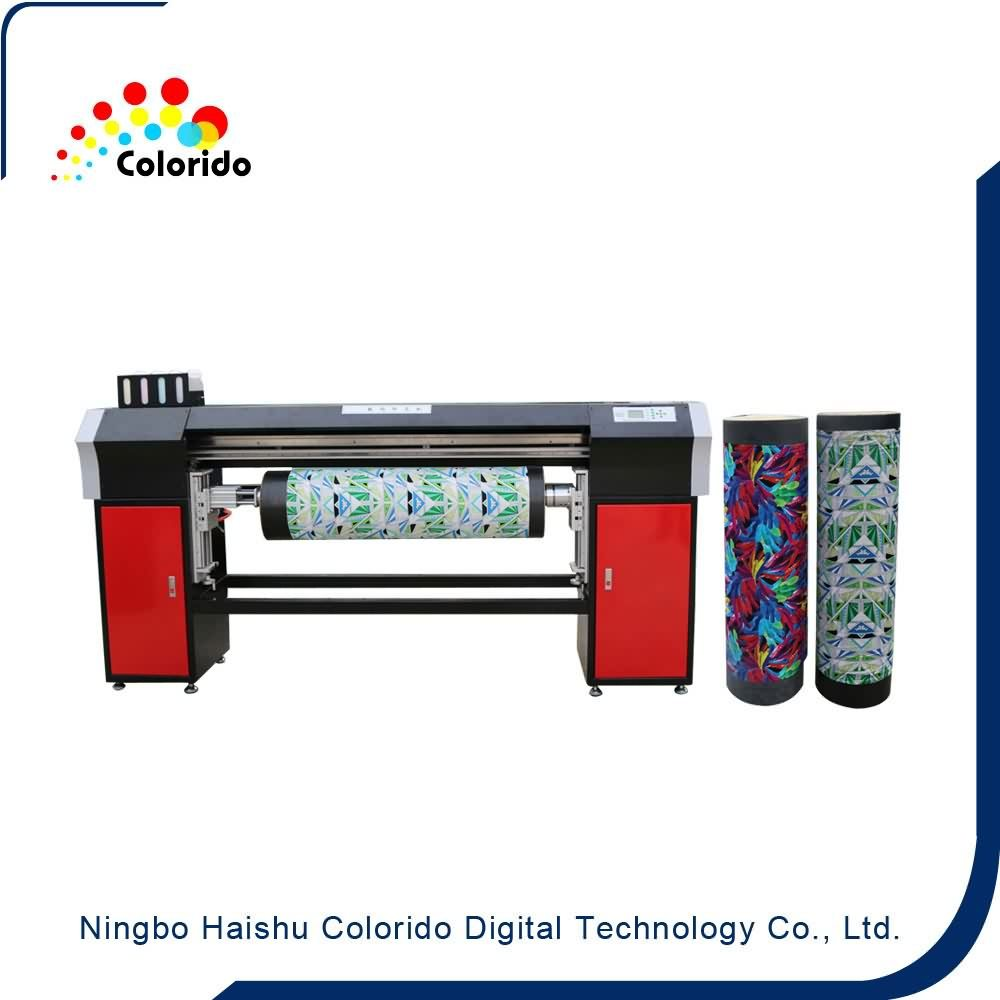 Chinese Professional Rotary Digital Textile Printer for seamless underwear for Greek Factories