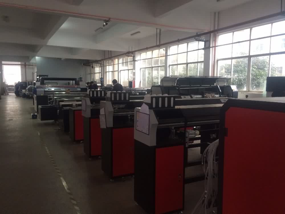 23 Years Factory Rotary textile printer for Socks Bras shorts Leggings to venezuela Manufacturer detail pictures