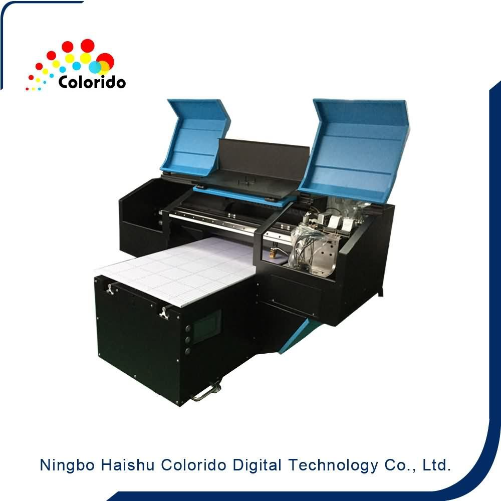 15 Years manufacturer small format Multi-Functional Flatbed UV digital printer Wholesale to Germany