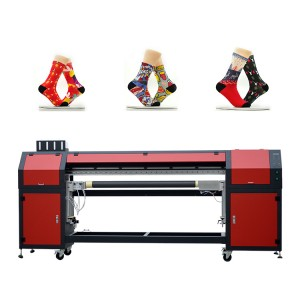 Econamical All-in-one Made In China 3D Printer Cotton Sock Print Machine Small Digital Printer