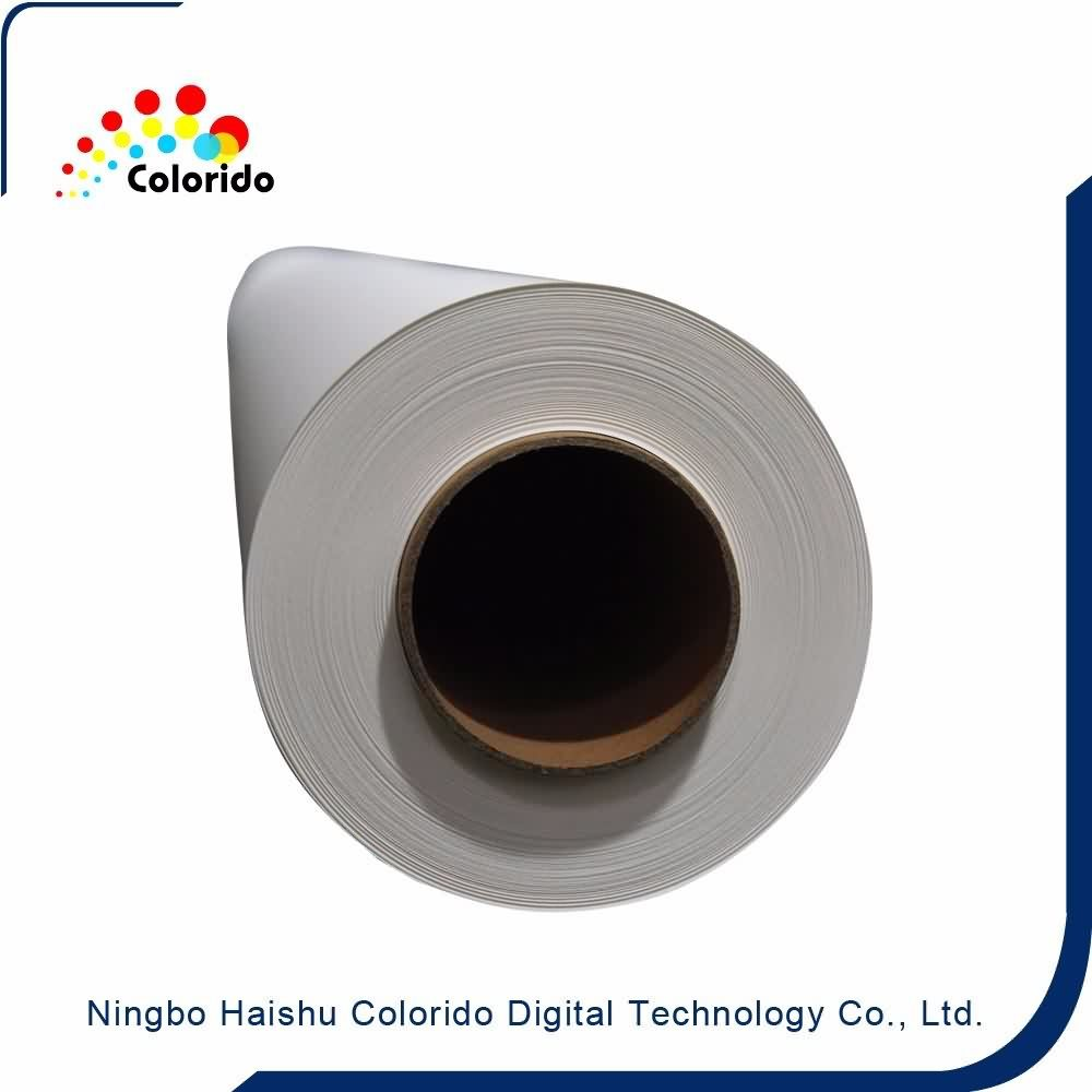 15 Years Manufacturer sublimation heat transfer paper for Burundi Factory