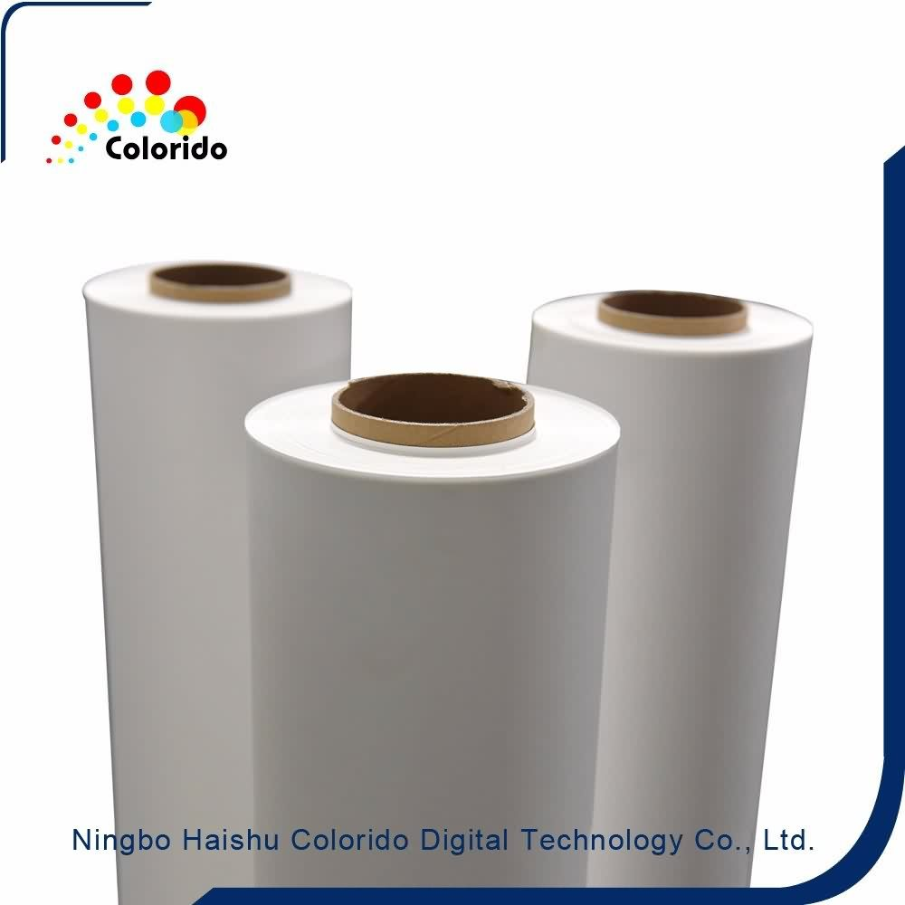 Sublimation paper for sublimation ink printing