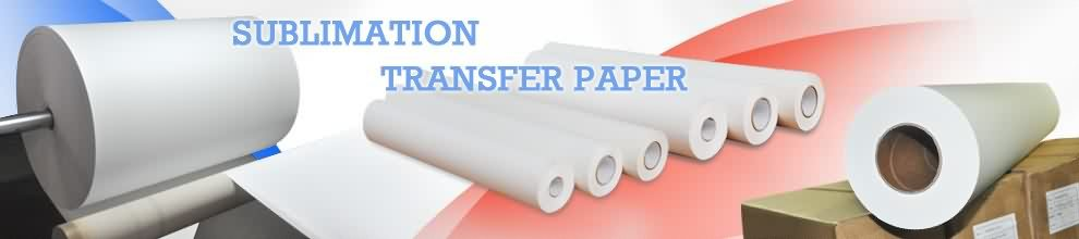 Professional factory selling sublimation transfer paper for textile inkjet printer to Ecuador Importers