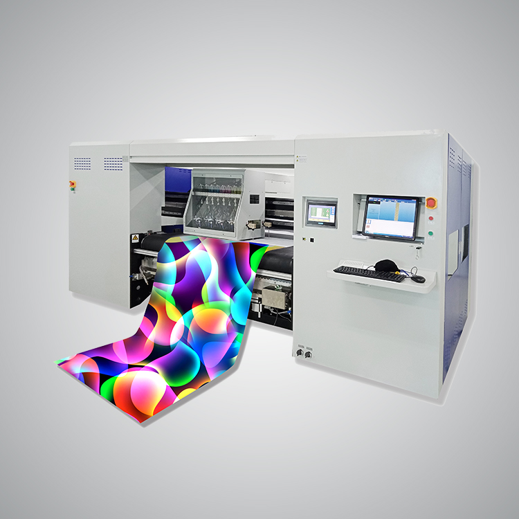 Suitable Fabric Textile Printer Belt Printer Printheads Belt Type Direct To Cotton Textile Belt Printer Featured Image